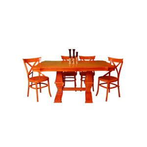 میز-بیضی-ایتالیایی