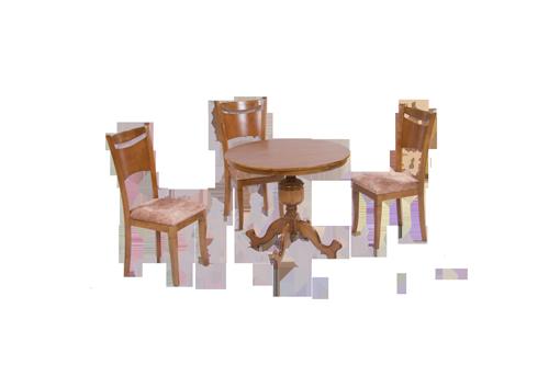 میز گلدانی صدفی